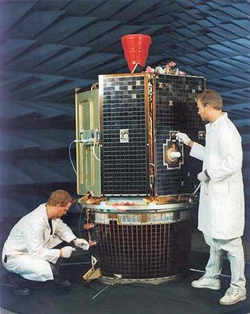 Clementine Lunar Orbiter