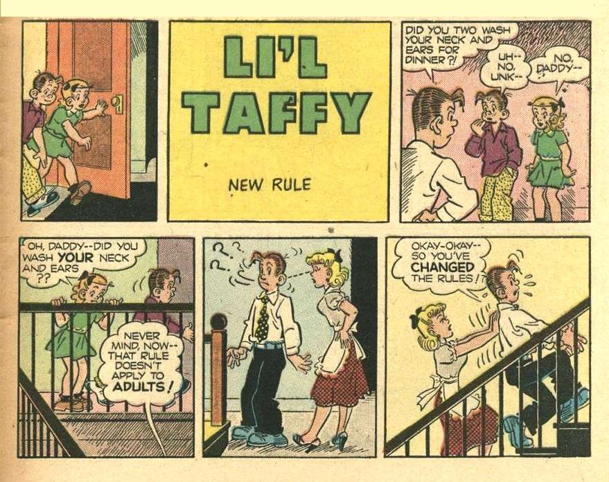 li'l Taffy