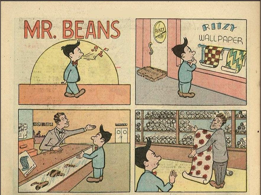 Mr. Beans