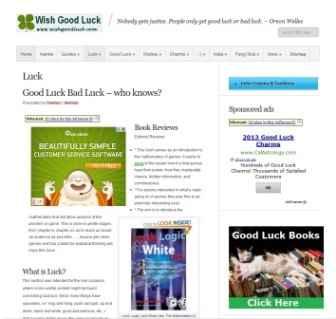 case study wishgoodluck.com