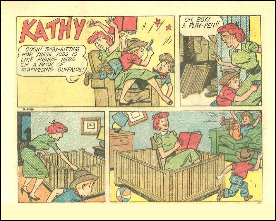 kathy babysitter