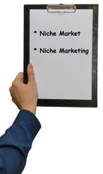 niche marketing niche market